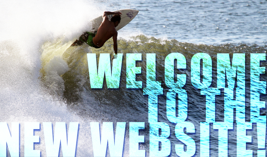 new website homepage banner