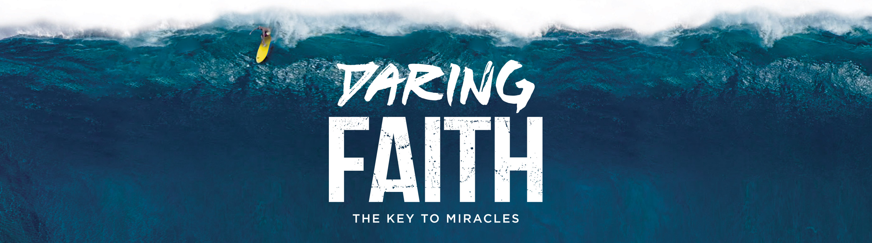 Daring Faith Giving